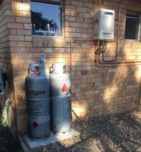 plumbers sunshine coast - Gas Hot Water System repair and installation