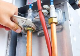 Gas fitting and compliance certification