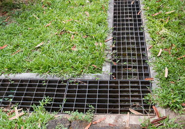 Outside Drainage